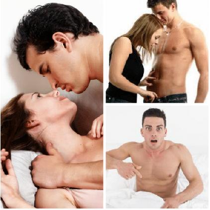erecciones fuertes y duras