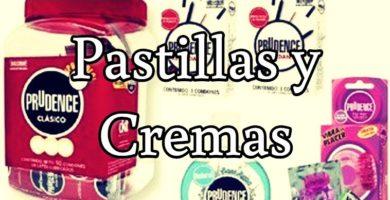 Pastillas pildoras y Cremas