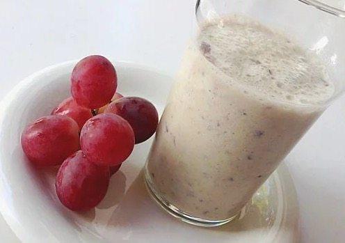 zumo de uva y pina para aguantar la eyaculacion
